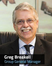 Greg Breakell | OPS Group General Manager