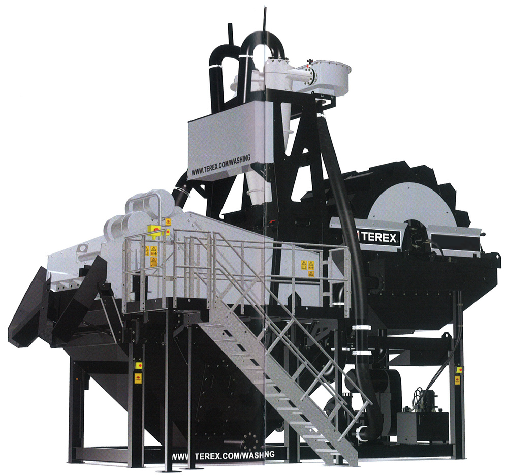 FM 60- BW | Terex Washing Systems | OPS Screening & Crushing Equipment