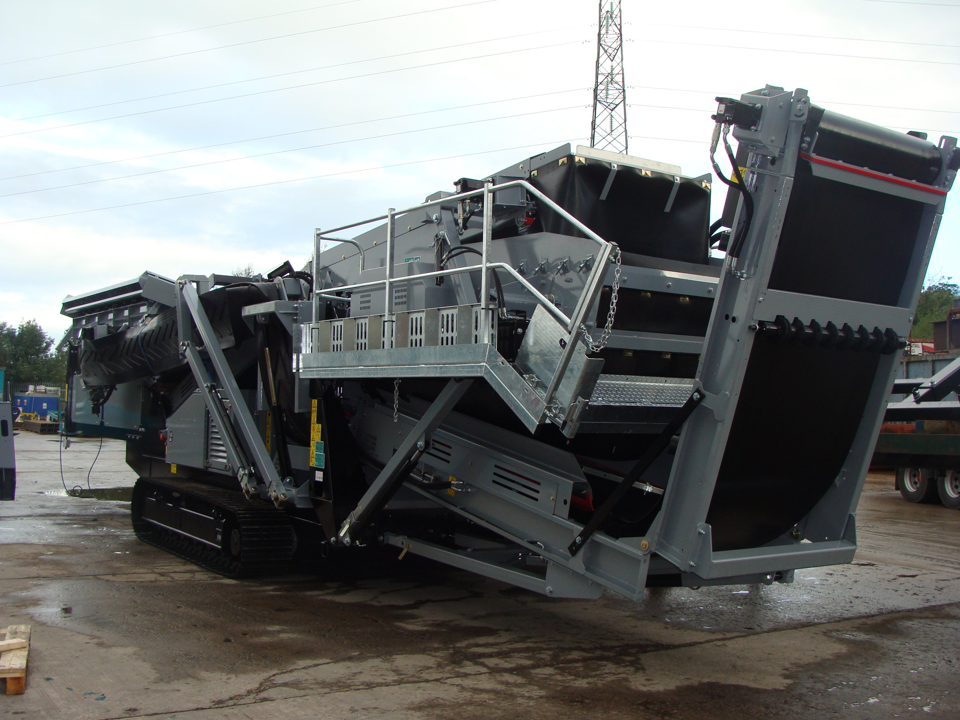 M 1400 | Terex Washing Systems | OPS Screening & Crushing Equipment