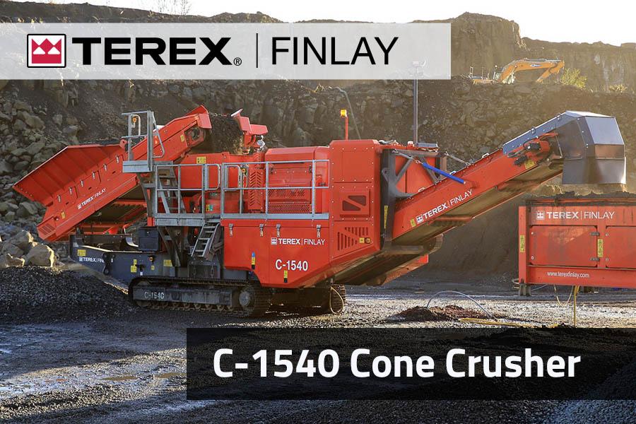 C 1540 Cone Crusher Ops Screening Amp Crushing Equipment
