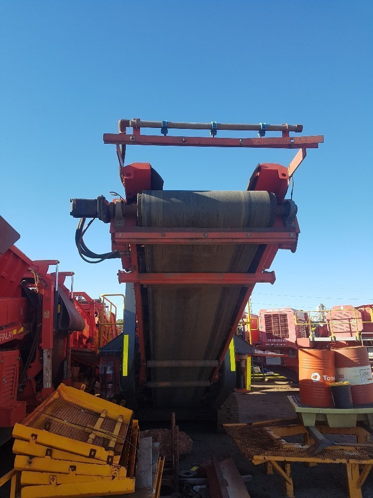 OPS | Used Equipment | Terex Pegson 1300 Maxtrax Cone Crusher 2005